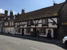 An old English pub