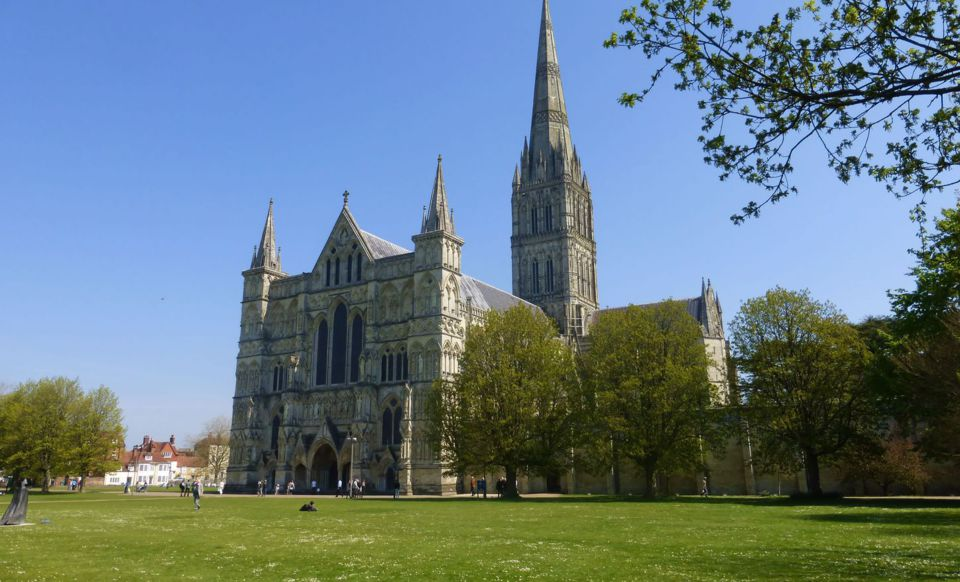 Southampton Cruise Tours Salisbury Cathedral