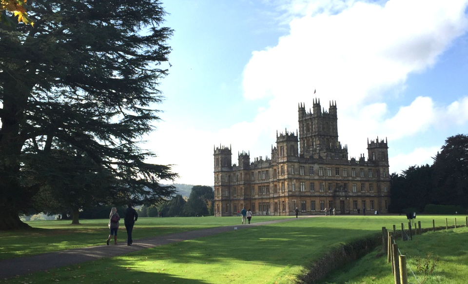 Downton Abbey at Highclere Castle